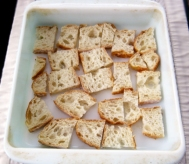 bread in container