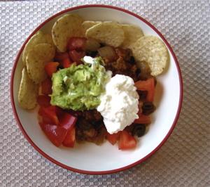 """""""Baa"""" Taco Salad"""