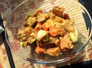Healthy Vegetarian Tikka Masala